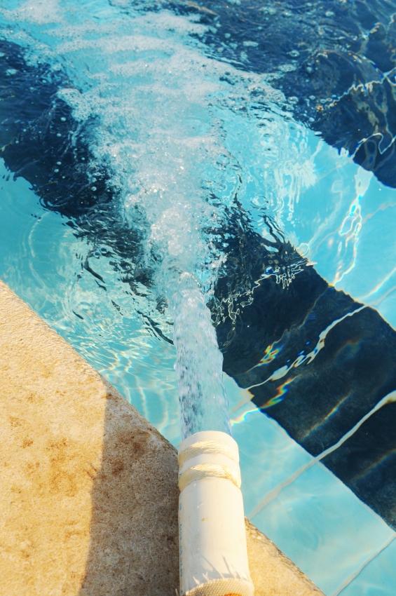 Pool Drain & Fill