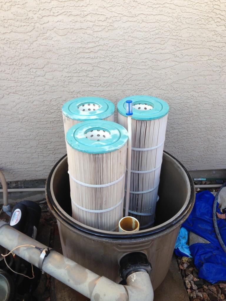 Clean Pool Filters