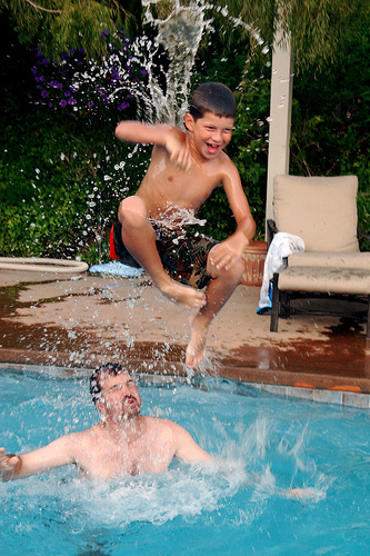 Jumping_In_Pool